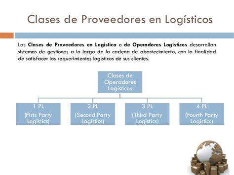 buscador de proveedores clases de proveedores en log 237 sticos