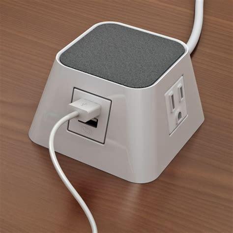 desk power desktop power outlet with usb desktop outlet