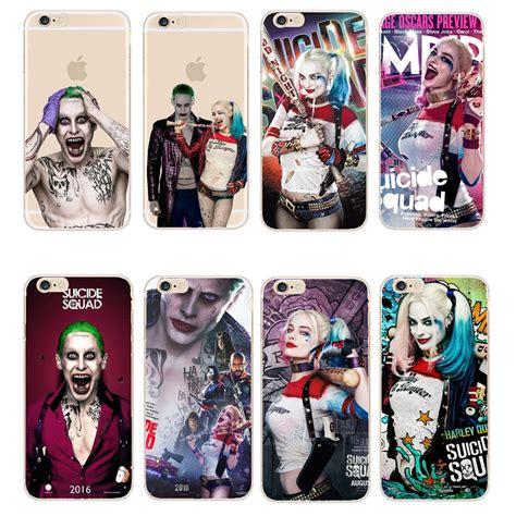 Casing Samsung J7 Prime Squad Harley Quinn Margot Robbie Custo aliexpress buy phone cases margot robbie harley quinn squad dc comics