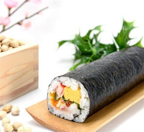ehomaki sushi roll recipe japan centre