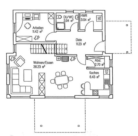 Haus 100 Qm Grundriss by Einfamilienhaus Grundrisse 120 150 Qm