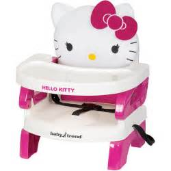 Booster Chair Walmart Baby Trend Easyseat Toddler Booster Seat Hello Kitty