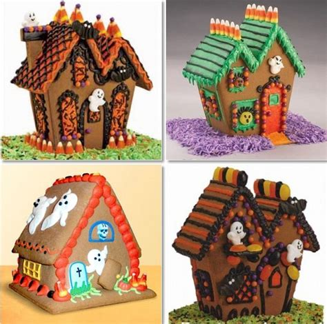 haunted gingerbread house kit haunted gingerbread houses celebrations at home