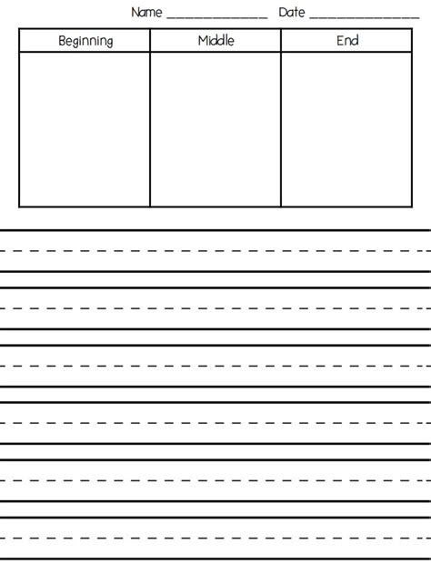 create writing paper blank writing paper for grade lined handwriting