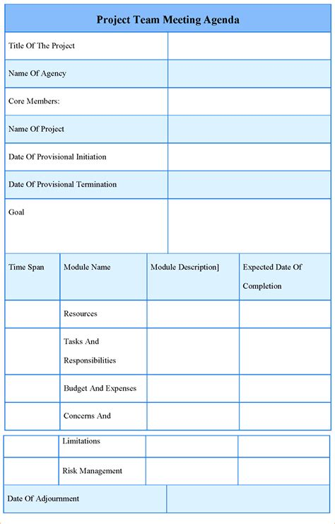 free meeting minutes template for word