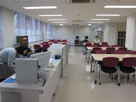 Teachers Room by Teachers Offices On The Shibuya Cus Agu Integrated