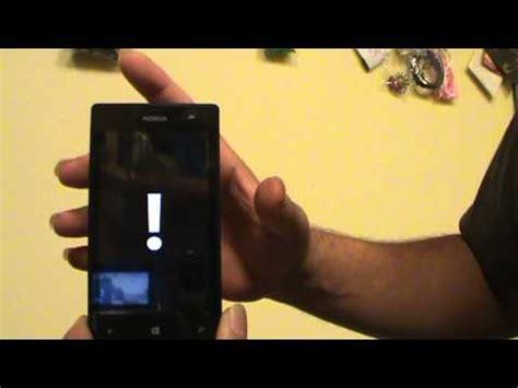 resetting nokia lumia 521 how hard reset nokia 520 nokia 521 youtube
