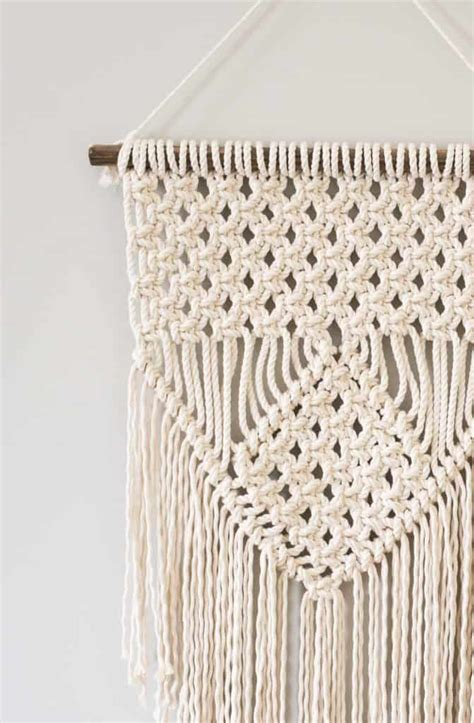 macrame projects macrame projects for the beginner decor hint