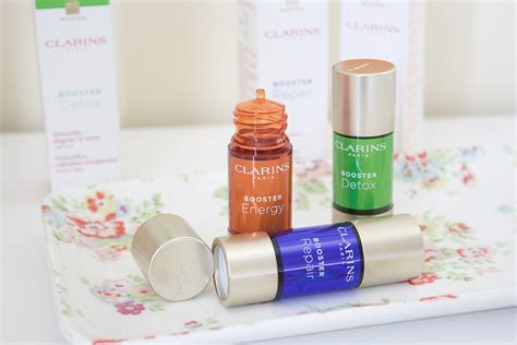 Clarins Booster Detox Makeupalley by Clarins Energy Repair Detox Boosters Milly