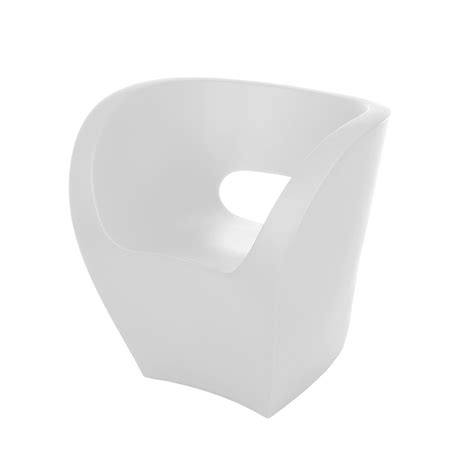 Small White Armchair Buy Moroso Albert Armchair White Amara
