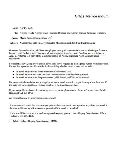 safety memo template 12 office memo templates sle templates