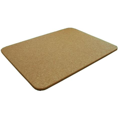 cork bath mat 600mm x 450mm x 13mm thick cork bath mats