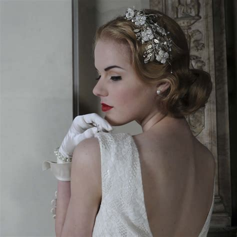 Vintage Wedding Hair Bands Uk by Wedding Hair Bands Uk Bridal Piecebridal Hair Band