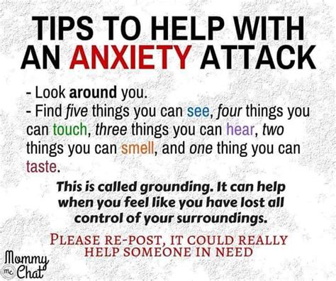 tips     anxiety attack weird  wonderful