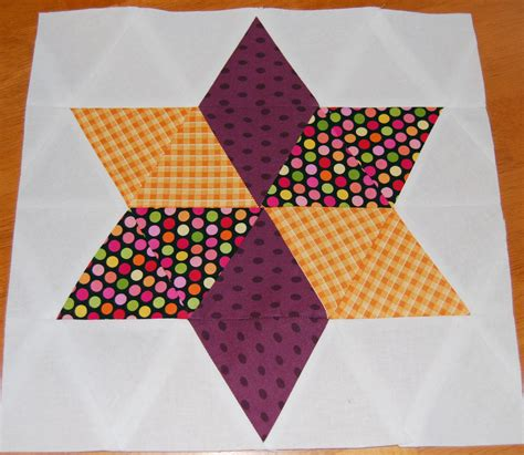 quilt pattern six pointed star linz sews playing catch up