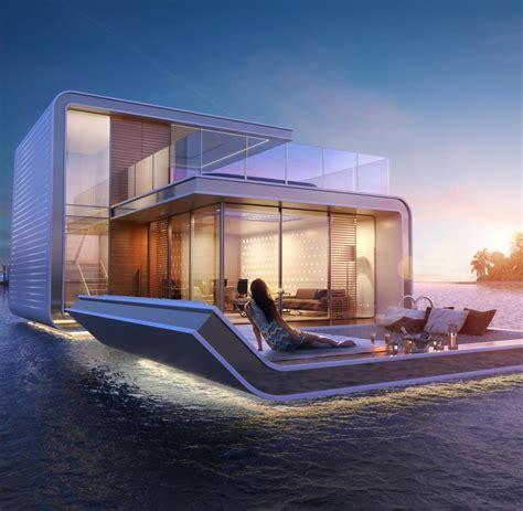 wohnung unter wasser floating seahorses luxusvilla mit unterwasseretage welt