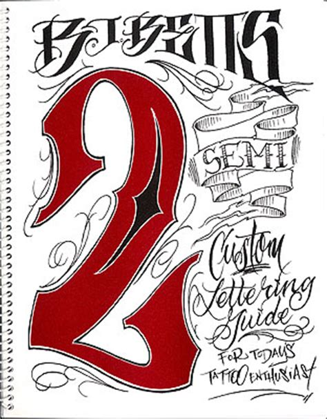 Bj St Etnic bj betts lettering guide 2