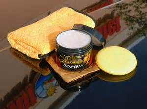 souveran sizzling shine kit car wax kit