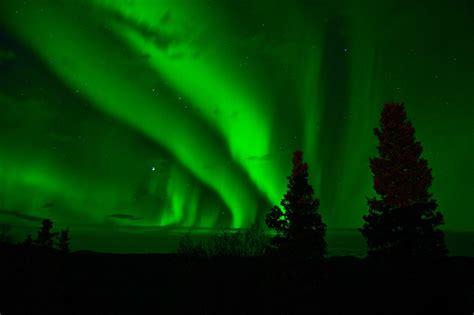 Free Photo Aurora Borealis Northern Lights Free Image Lights And Green