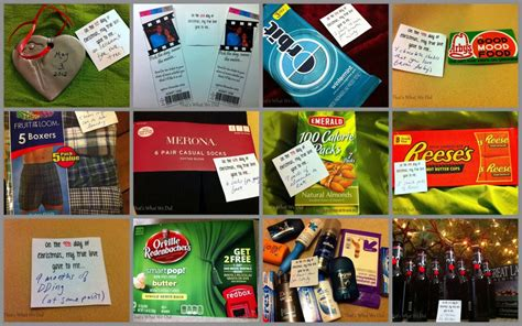 12 days of gift ideas for husband 12 days of gifts for my husband