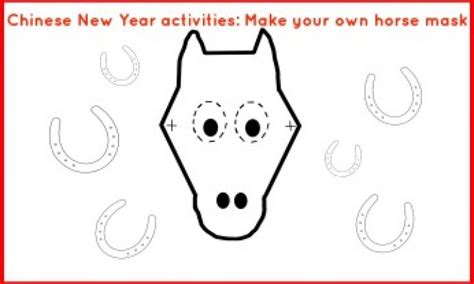new year activities masks new year activities make your own mask