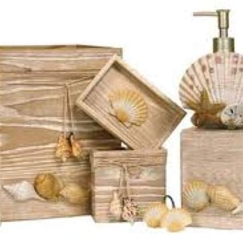 decorating with seashells in a bathroom 19 best images about seashell bathroom decor ideas on