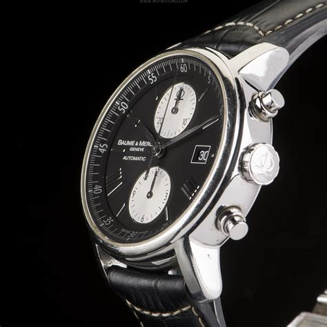 Baume Mercier Original Automatic by Buy Baume Mercier Classima Xl Chronograph Automatic Ref