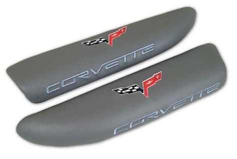 Promo Karpet Comfort Premium Grand Fortuner 2004 2015 3 Baris c6 corvette leather armrest pads titanium gray rpidesigns