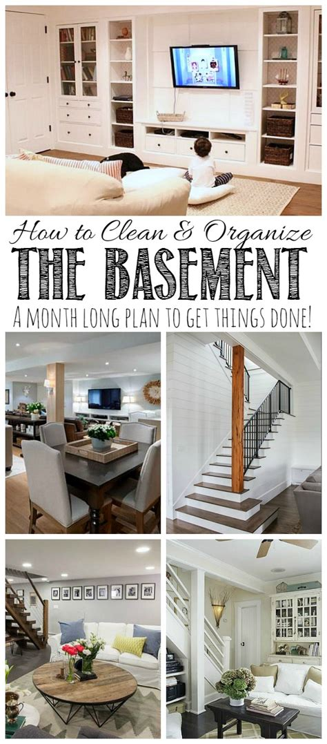 how to organize your basement how to clean and organize the basement clean and scentsible
