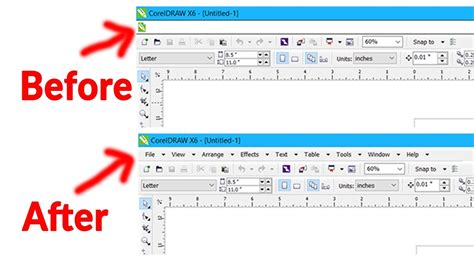 corel draw x6 has stopped working windows 7 solved coreldraw menu navigation bar not visible in
