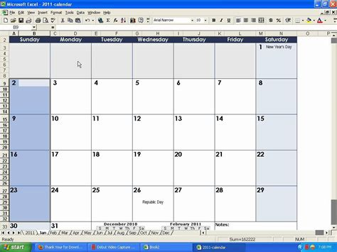 how to make a perpetual calendar in excel make a calendar new calendar template site