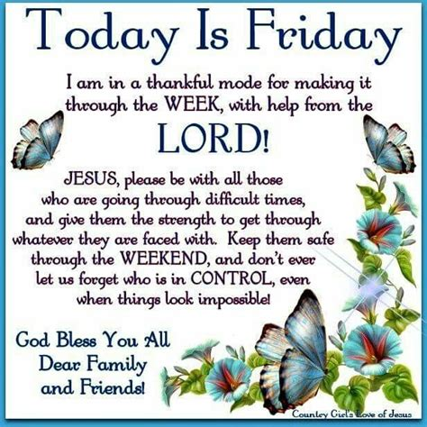 1000 images about friday blessing on pinterest good