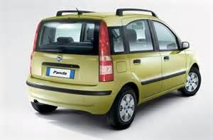 Fiat Panda 2001 2003 Fiat Panda Ii 169