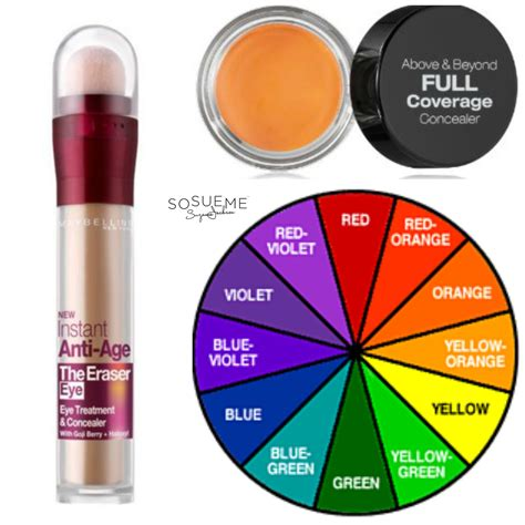 what color concealer for circles circles be top product combo for tackling