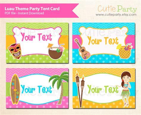 free printable luau party decorations luau theme party editable party printable hawaii party