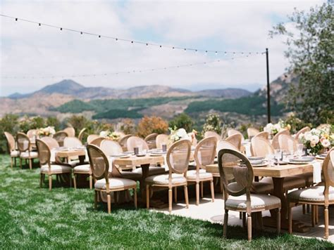 backyard wedding rentals al fresco backyard wedding archive rentals gogo papa