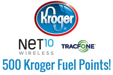Kroger Bonus Fuel Points Gift Cards - get 500 fuel points at kroger with prepaid wireless card purchase