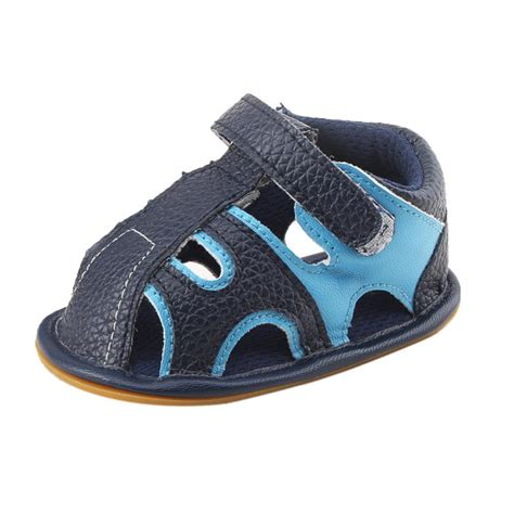 toddler boy closed toe sandals 2017 summer sandals shoes baby shoes brand closed toe
