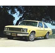 Chevrolet Nova Coupe 1979 Photo