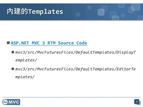 slideshow templates for asp net asp net mvc code templates實戰開發 twmvc 4