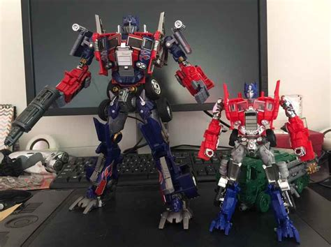 Decepticon Offroad Transformers Weijiang what hasbro could given us oversized ko wei jiang oaoe evasion optimus prime transformers