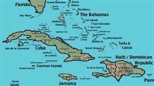 map of caribbean maps to help plan your trip including