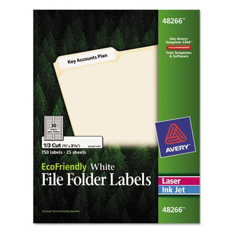 post it file folder labels template bettymills avery 174 ecofriendly file folder labels avery