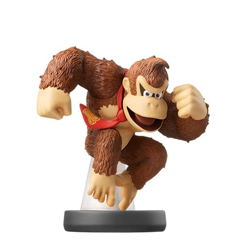 Supersmash Series Diddy Kong Amiibo kong amiibo figure amiibo by nintendo
