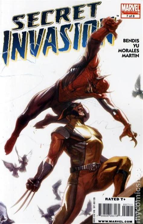 secret invasion secret invasion 2008 comic books