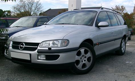 opel omega opel omega history of model photo gallery and list of