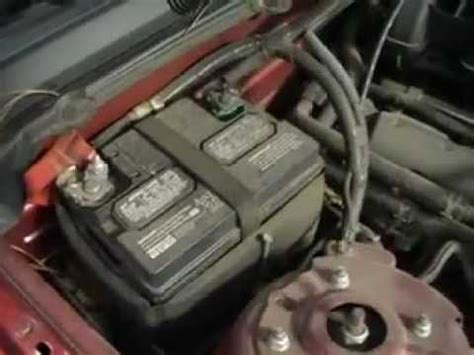 2 Step For Automatic Mustang by Ford Mustang Gt 1996 2004 How To Reset Your Ecu