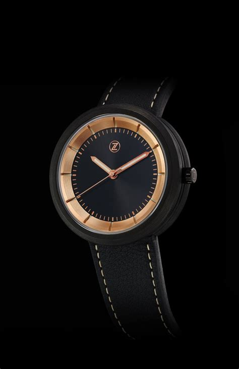 Limited Edition Fiber chroma 2 limited edition carbon fiber zelos watches