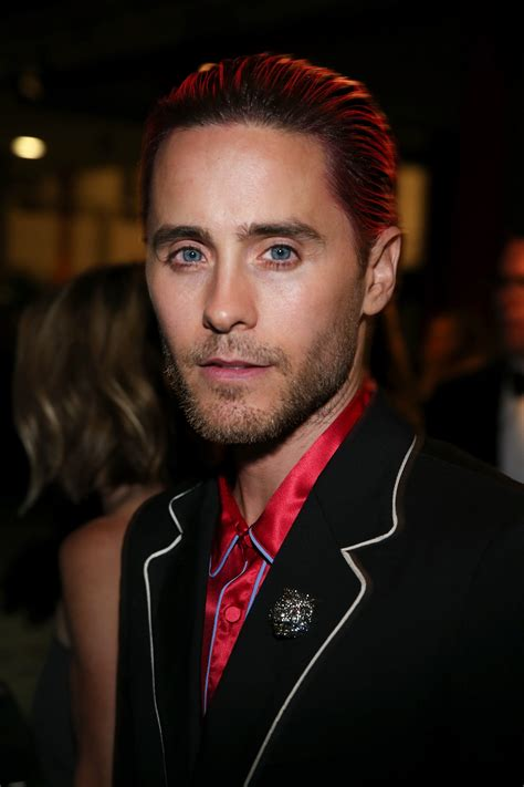 jared leto jared leto is the new face of gucci guilty fragrance