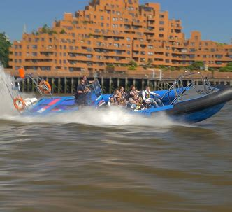 thames river jet speedboat rib experience on the river thames in london